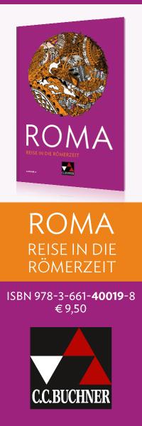 ROMA A Reise in die Römerzeit