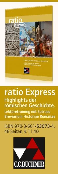 ratio Express: Highlights der römischen Geschichte