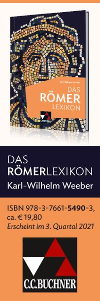 Einzelbände Latein: Das Römerlexikon